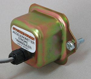 Accelerometer Stroke Transducer - Syntechtron